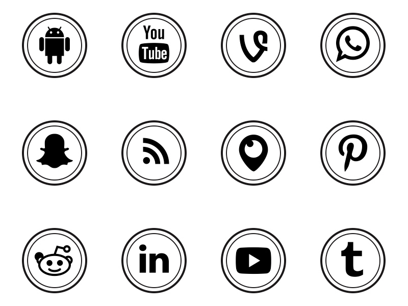 Free-Social-Media-Double-Outline-Icons-by-Alfredo-Hernandez