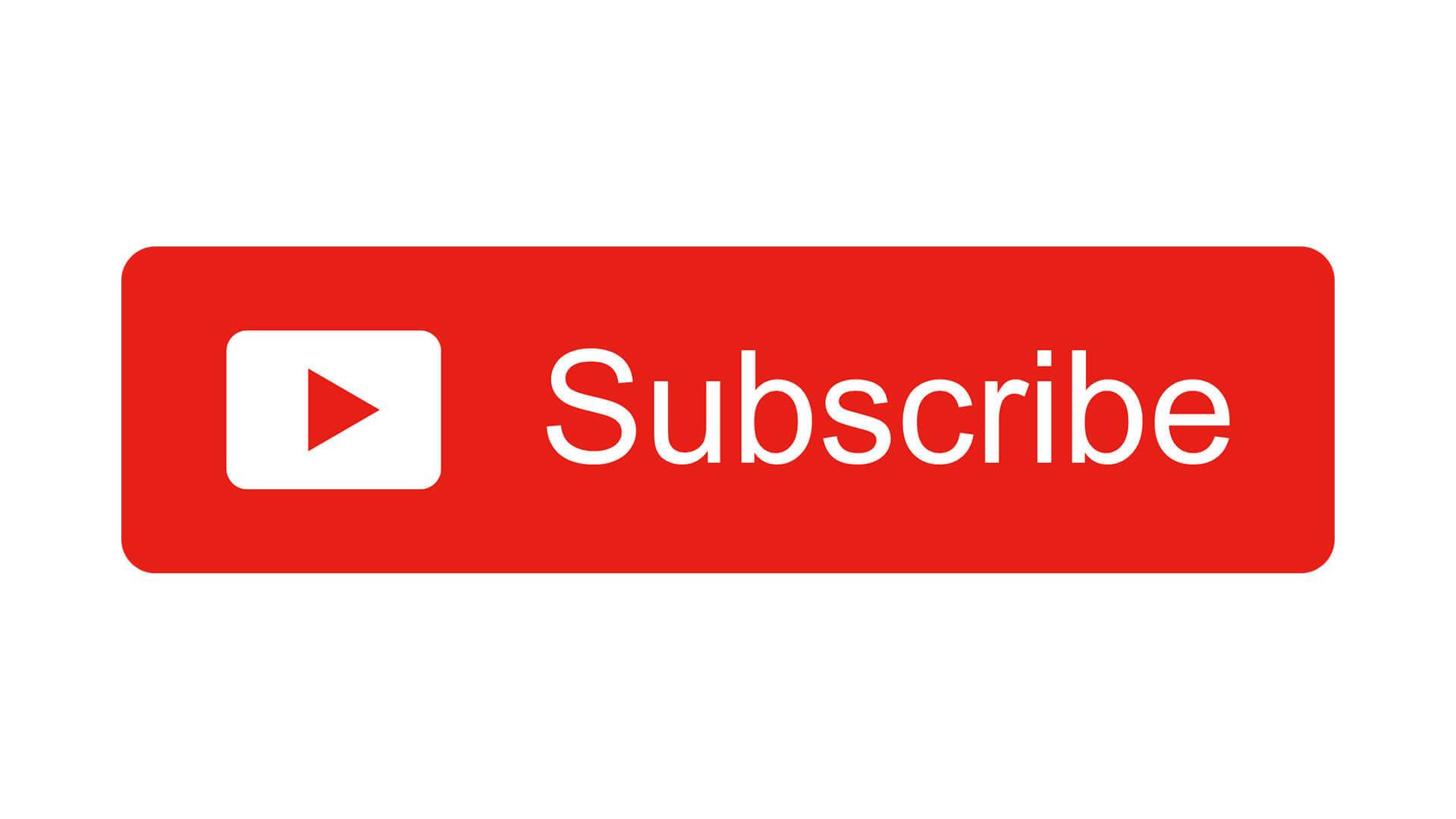YouTube Subscribe Button Free Download #1 By AlfredoCreates com
